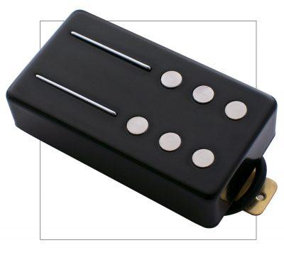 Railhammer Hyper Vintage Guitar Bridge Pickup, black