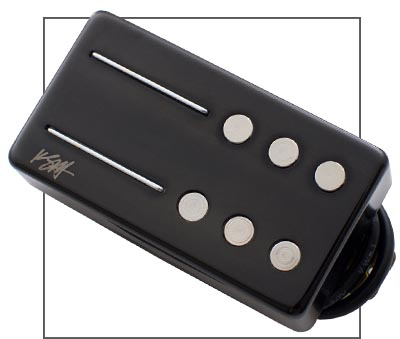 Humbucker Kyle Shutt Signature Bridge Pickup